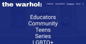 The-Andy-Warhol-Museum_Programs